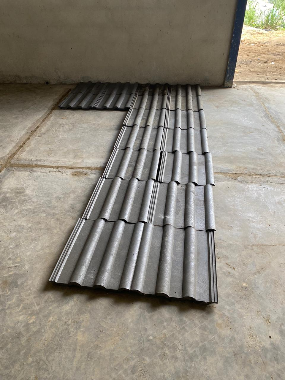 Eco-friendly tereco roofing tiles